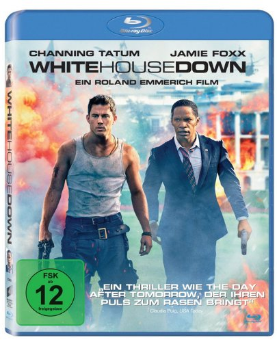 White House Down [Blu-ray]