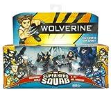 Wolverine Super Hero Squad Battle Pack - Messiah Complex