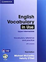 English Vocabulary in Use Upper-intermediate with Answers and CD-ROM