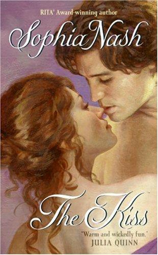 The Kiss (Widows Club, Book 2) by Sophia Nash