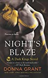 Night's Blaze <br>(Dark Kings)	 by  Donna Grant in stock, buy online here