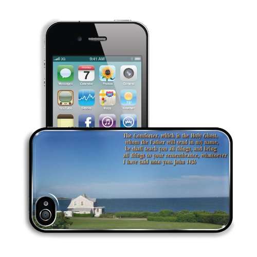 John Comforter Holy Father Teacher Apple Iphone 4 / 4S Snap Cover Premium Aluminium Design Back Plate Case Customized Made To Order Support Ready 4 7/16 Inch (112Mm) X 2 3/8 Inch (60Mm) X 7/16 Inch (11Mm) Liil Iphone_4 4S Professional Metal Cases Touch Ac