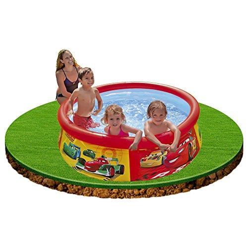 Intex piscina hinchable 183 x 51 cm diseo cars 28103np - Amazon piscinas hinchables ...