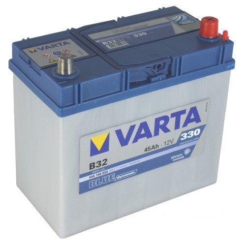 VARTA B32 Blue Dynamic / Autobatterie / Batterie