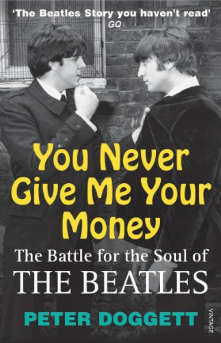 Ebook you never give me your money the battle for the soul of the