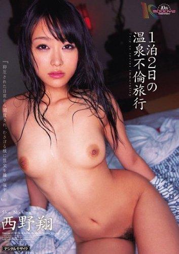1泊2日の温泉不倫旅行 西野翔 [DVD]
