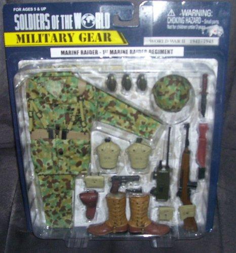 Buy Low Price Formative International Soldiers of the World Military Gear WWII MARINE RAIDER 1ST MARINE RAIDER REGIMENT Figure (B003CVBKTE)