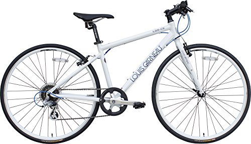 LOUIS GARNEAU(ルイガノ) サイクルスポット ルサイクオリジナル クロスバイクcs3 WHITE 470mm CS3 ホワイト