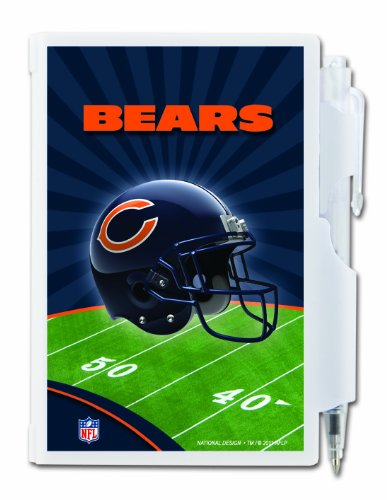 Chicago Bears Pocket Notes, Team Colors (12020-Que)
