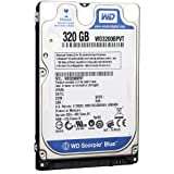 Western Digital Scorpio Blue 320GB 5400 RPM SATA Mobile Internal Hard Drive OEM (8 MB,2.5 inch,Sony Playstation PS3 Compatible)