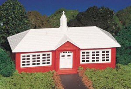Bachmann Trains School House front-393319