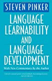 Language Learnability and Language Development, 2nd Edition (0674510534) by Pinker, Steven