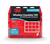 3M Indoor Window Insulator Kit, 1-Window