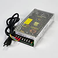 LEDWholesalers Non Waterproof 100 Watt, Led Driver Power Supply 12 Volt DC, 3219-100w