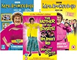 MRS BROWN'S BOYS COMPLETE 16 DVD COLLECTION SET - RTE SERIES PARTS 1 - 8 & BBC SERIES 1 & 2 & BRENDAN O'CARROLL THE STAND UP COLLECTION THE MOTHER OF ALL BOX SETS,POSTED 1ST CLASS BY ERINSMUSICSTORE