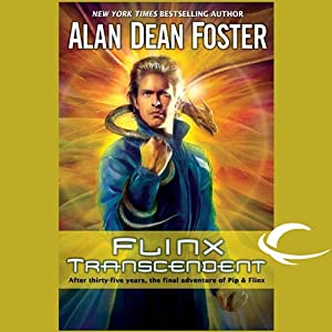 Flinx Transcendent: A Pip & Flinx Adventure | [Alan Dean Foster]