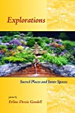 img - for Explorations: Sacred Places & Inner Spaces-Poems book / textbook / text book
