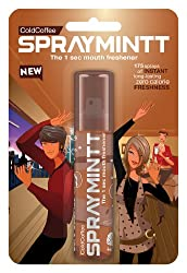 Spraymintt Mouth Freshener (Coldcoffee)