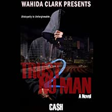 Trust No Man 2 (       UNABRIDGED) by Cash Narrated by Brandon Rubin