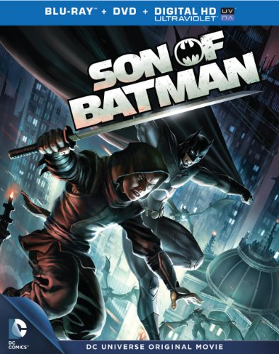 Dcu-Batman-Son of Batman Mfv at Gotham City Store