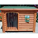 Precision Pet 25 by 14.5-Inch Outback Dog House Door, Medium/Large
