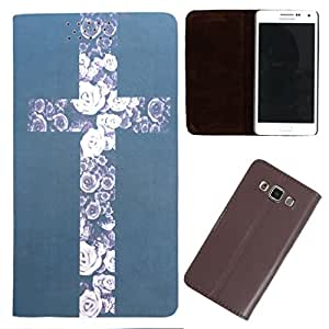 DooDa - For Xiaomi MI3 PU Leather Designer Fashionable Fancy Flip Case Cover Pouch With Smooth Inner Velvet