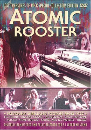 ATOMIC ROOSTER - Masters From The Vault - Zortam Music