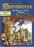 Carcassonne Expansion Set: The Princess and The Dragon