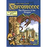 Carcassonne Expansion: The Princess & the Dragonby Z-Man Games