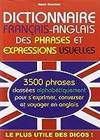 Dictionnaire français-anglais des phrases et expressions usuelles