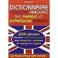 Dictionnaire fran�ais-anglais des phrases et expressions usuelles