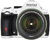 RICOH デジタル一眼レフ PENTAX K-50 DA18-135mmWRレンズキット ホワイト K-50 18-135WR KIT WHITE 10963