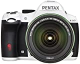 RICOH �f�W�^�����t PENTAX K-50 DA18-135mmWR�����Y�L�b�g �z���C�g K-50 18-135WR KIT WHITE 10963