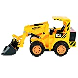 Shopo's Kids JCB Truck Deluxe Wireless Remote Control Rechargeable