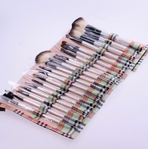 NEEWER® 20 Pcs Goat Hair Makeup Brushes Set