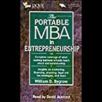 The Portable M.B.A. in Entrepreneurship | William D. Bygrave