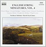 English String Miniatures Vol