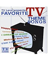 Favorite TV Theme Songs