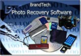 BrandTech Photo Recovery - Recover Lost Deleted Photos in SD, Memory Stick, IPOD, Digital Camera, DOS Windows 7 XP Vista 95 98 Linux Mac OS X 2011