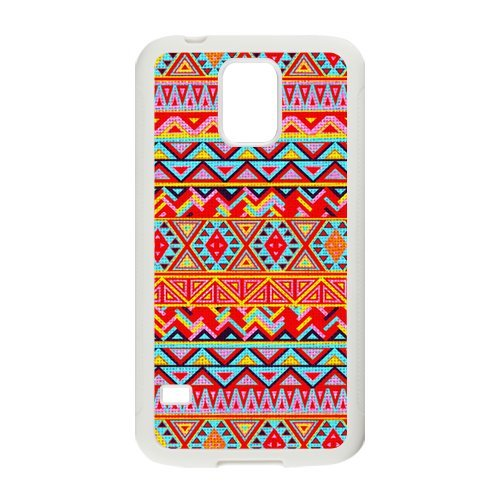Nymeria 19 Customized Triangle Striped Diy Design For Samsung Galaxy S5 Hard Back Cover Case De-47