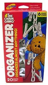 Original Chain Gang Toy Organizer- Primary