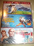 The Sound Of Music/Chitty Chitty Bang Bang/The King And I [DVD]