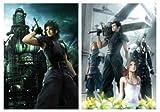 Set of 2 Final Fantasy VII Crisis Core Posters