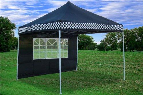 10x10 Pop up Canopy Party Tent Gazebo Ez Checker