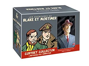 Blake et Mortimer : intégrale collector / edition limitée [Édition Collector]