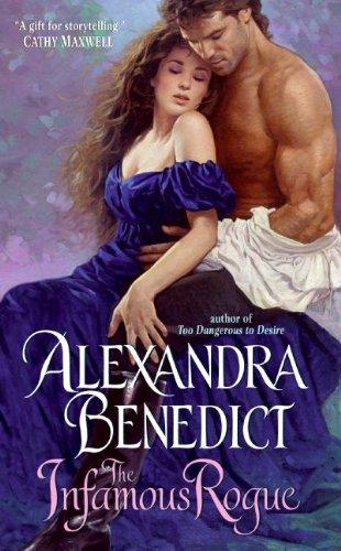 The Infamous Rogue, Alexandra Benedict