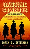 img - for Ragtime Cowboys (Thorndike Western I) book / textbook / text book