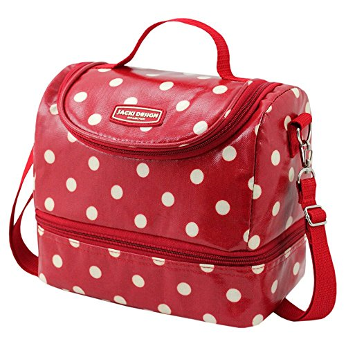 jacki-design-polka-dot-2-compartment-lunch-bag-large-red
