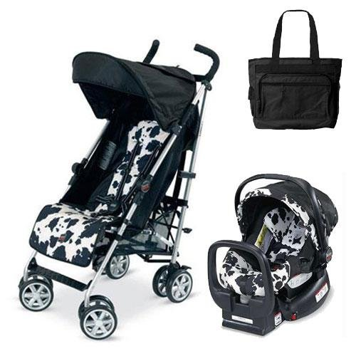 britax chaperone travel system cowmooflage closeout. Black Bedroom Furniture Sets. Home Design Ideas