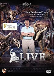 David Attenborough's Natural History Museum Alive [DVD]